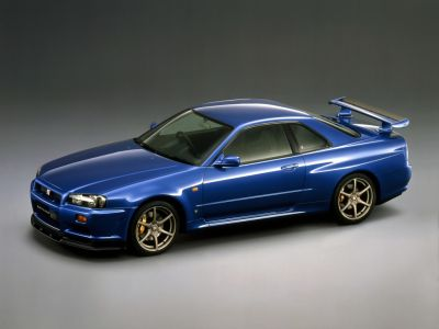 Nissan Skyline R34 GTT / GTR Windscreen
