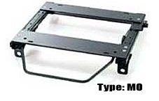 Bride MO Type base mount seat rail for Nissan R34 RWD