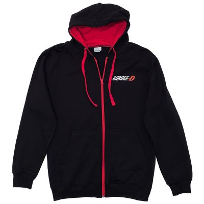 Garage-D Essentials Zip Hoodie