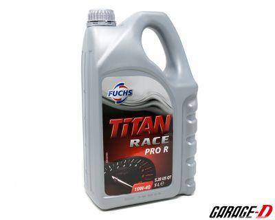 FUCHS TITAN RACE PRO R 10W-40 FULLY SYNTHETIC
