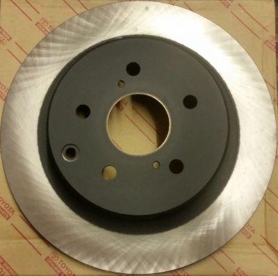 Toyota JZX90 JZX100 Front brake discs