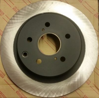 Toyota JZX90 JZX100 rear brake discs