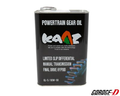 KAAZ LSD Gear Oil (GL-5/80W-90) 2L