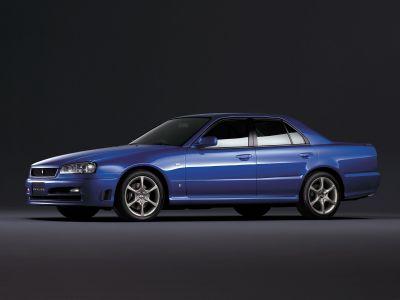 Nissan Skyline R34 Sedan (4DR) Windscreen