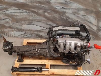 NISSAN SILVIA S15 SPEC-R SR20DET ENGINE & 6 SPEED GEARBOX PACKAGE