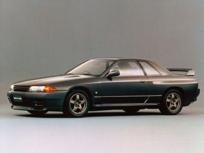 Nissan Skyline R32 GTS-T + GTR Windscreen