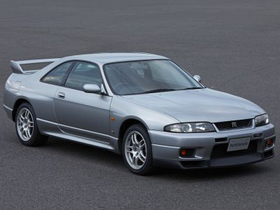 Nissan Skyline R33 GTS-T / GT-R Heated Windscreen