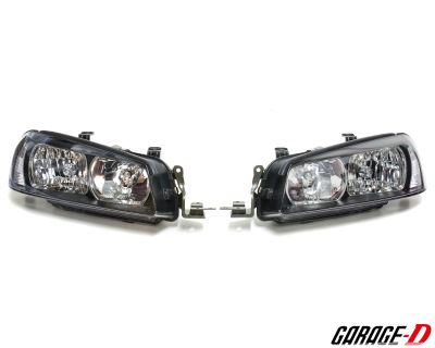 Nissan Skyline R34 Headlights OEM GENUINE
