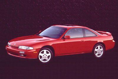 Nissan 200SX/Silvia S14/S14a windscreen