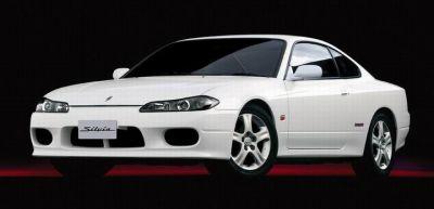 Nissan Silvia S15 Windscreen