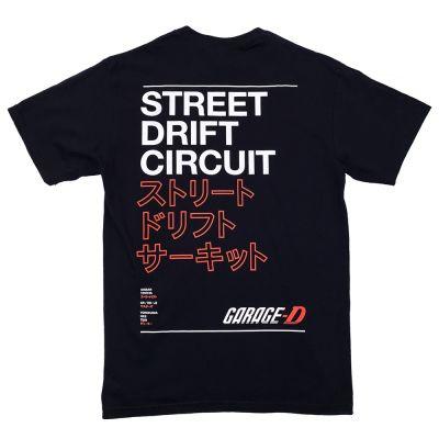 Garage-D S.D.C T-shirt